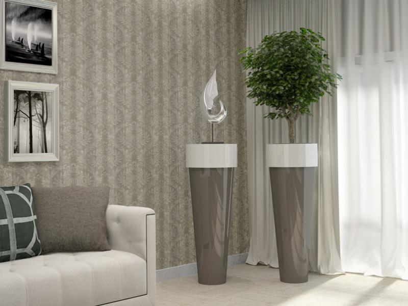 Idées pour décorer avec des colonnes décoratives